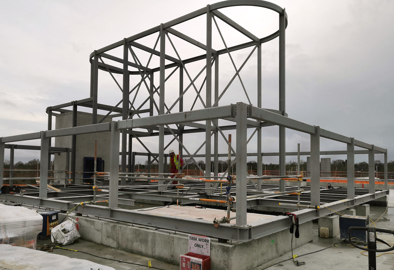 Cancer Research Centre - Phase 2 In progress
